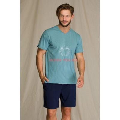 Пижама мужская KEY MNS 073 A21