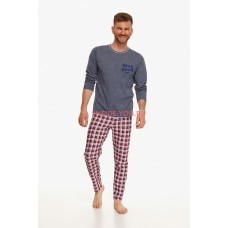 Пижама мужская Taro 2656 21/22 MARIO Графит
