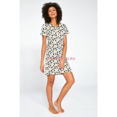 Женская сорочка CORNETTE 495 CATS 3