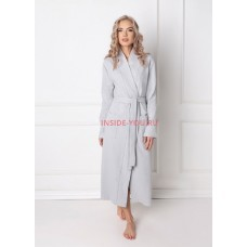 Халат женский ARUELLE MARSHMALLOW LONG GREY