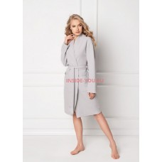 Халат женский ARUELLE MARSHMALLOW SHORT GREY