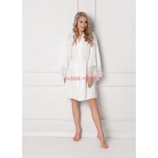 Женский халат ARUELLE VINTAGE WHITE