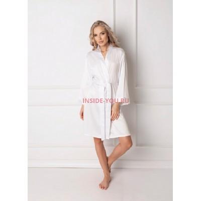 Женский халат ARUELLE CLASSY WHITE