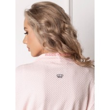 Халат женский ARUELLE MARSHMALLOW LONG PINK