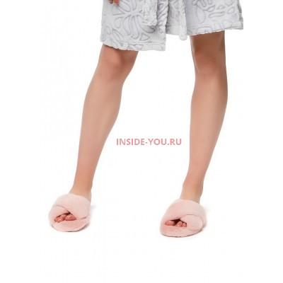 Тапочки ESOTIQ 37312 NIGELLA Розовый