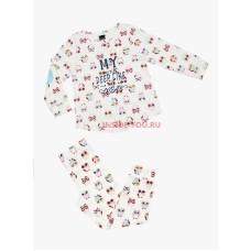 Пижама для девочки INDEFINI 959053