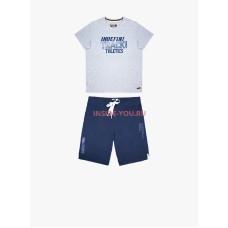 Пижама мужская INDEFINI 810004