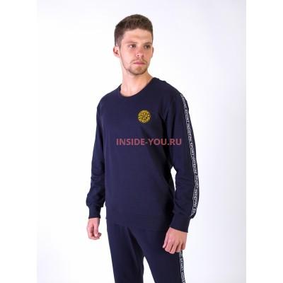 Пижама мужская INDEFINI 830013