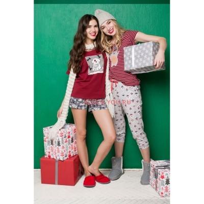 Женская пижама INDEFINI 537132