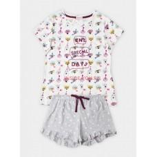Женская пижама INDEFINI 539274