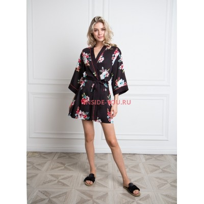 Женский халат INDEFINI 480155