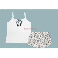 Домашняя пижама INDEFINI 510052