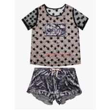 Женская пижама INDEFINI 530016