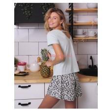 Женская пижама INDEFINI 530031