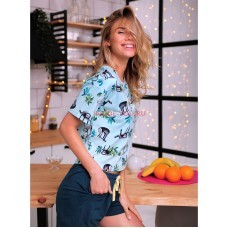 Женская пижама INDEFINI 530050
