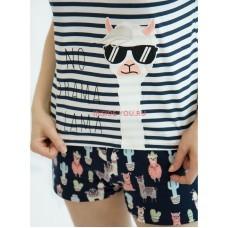 Женская пижама INDEFINI 530062