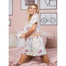 Женская пижама INDEFINI 530103