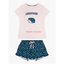 Женская пижама INDEFINI 539147