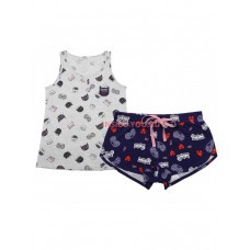 Домашняя пижама INDEFINI 527138