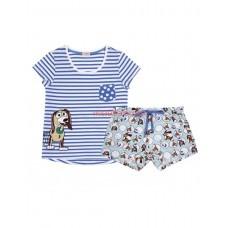 Женская пижама INDEFINI 538030