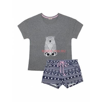 Женская пижама INDEFINI 538046