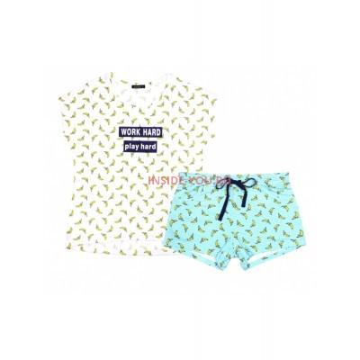 Женская пижама INDEFINI 538072