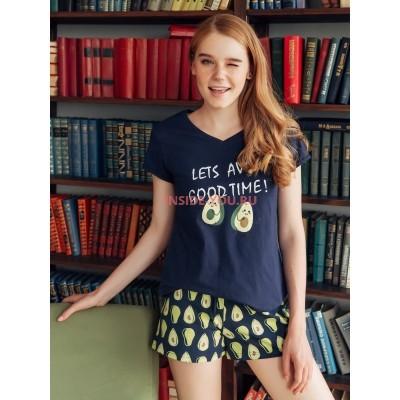 Женская пижама INDEFINI 538139