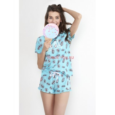 Женская пижама INDEFINI 537140