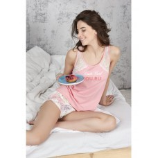 Домашняя пижама INDEFINI 527048