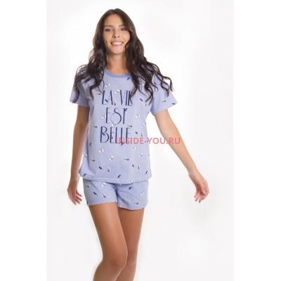 Женская пижама INDEFINI 538082