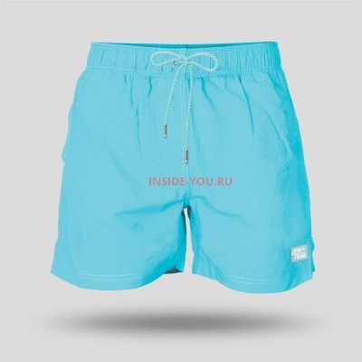 Шорты John Frank LIGHT BLUE