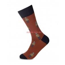 Мужские высокие носки  JOHN FRANK  JFLSCOOL04