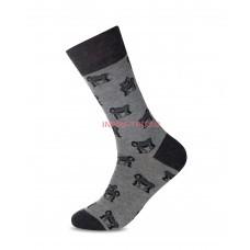 Мужские высокие носки  JOHN FRANK  JFLSCOOL05