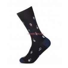 Мужские высокие носки  JOHN FRANK  JFLSCOOL09