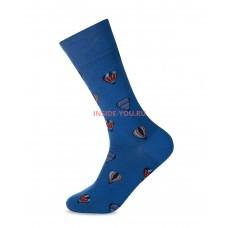Мужские высокие носки  JOHN FRANK  JFLSCOOL10