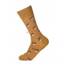 Мужские высокие носки  JOHN FRANK  JFLSCOOL11