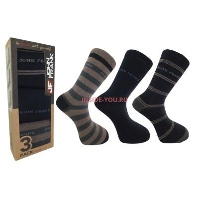 Мужские высокие носки  JOHN FRANK   JF3LS17W10