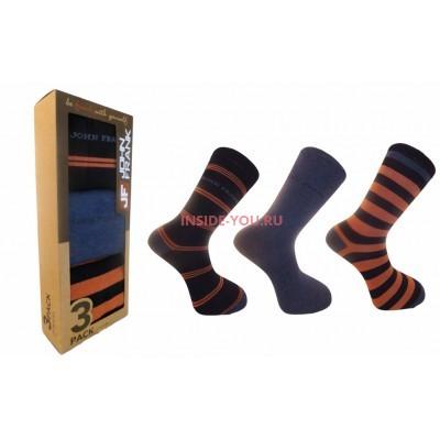 Мужские высокие носки  JOHN FRANK  JF3LS17W10-1