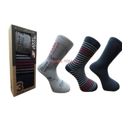 Мужские высокие носки  JOHN FRANK  JF3LS17W17
