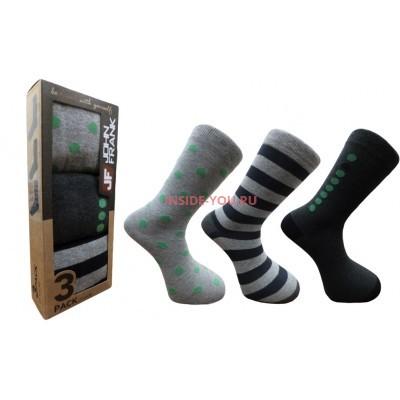 Мужские высокие носки  JOHN FRANK  JF3LS17W26