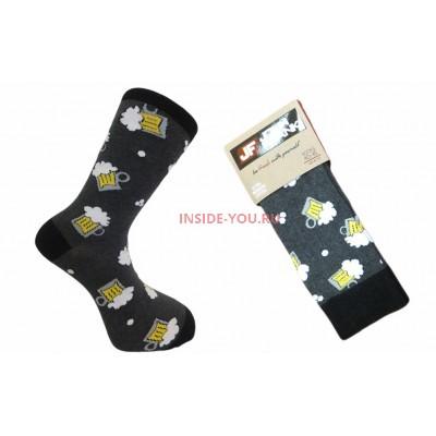 Мужские высокие носки  JOHN FRANK BEER MUG