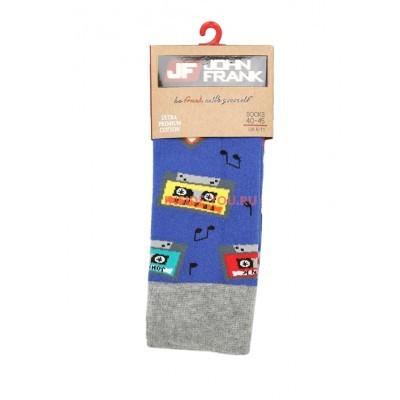 Мужские высокие носки  JOHN FRANK CASSETTE