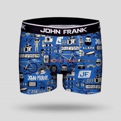 Мужские боксеры  JOHN FRANK  JFBD216 HIPSTER